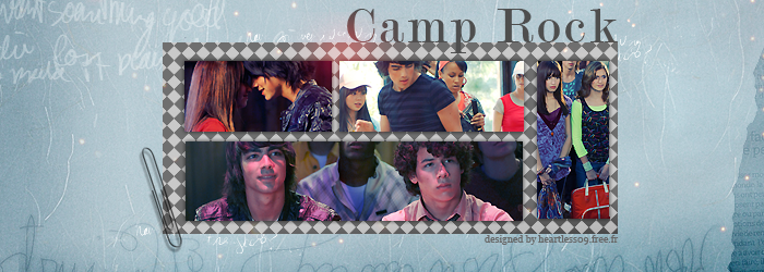 { Camp Rock